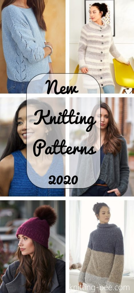 new knitting patterns for 2020