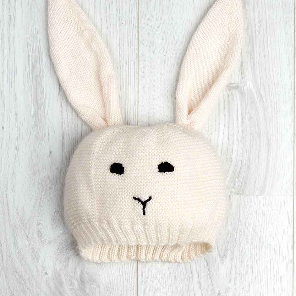 Free Knitting Patterns for Toddlers Australia 4 ply bunny