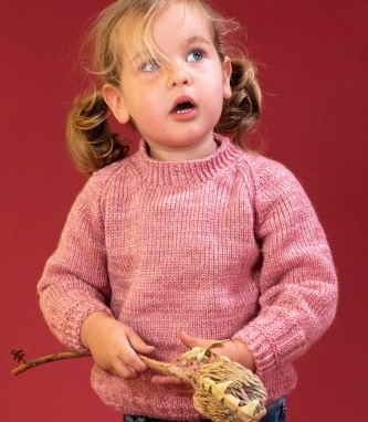 Free knitting pattern for toddlers jumper