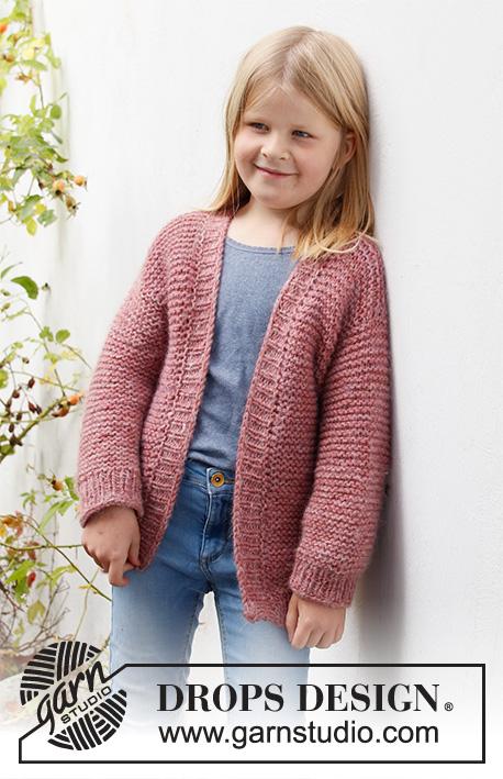 Cardigan Knitting Patterns for Girls