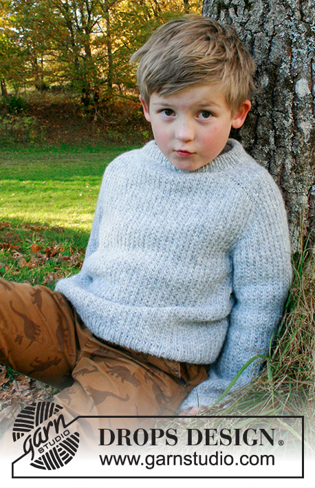 Free Knitting Pattern for Boys Sweaters 2021