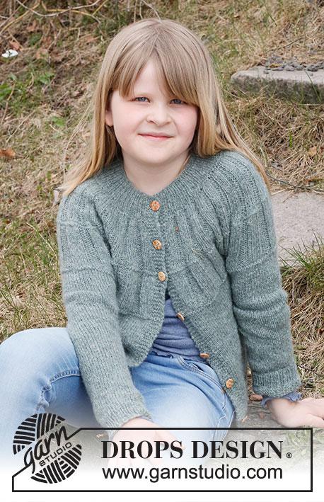 Free Knitting Patterns for Kids Cardigans
