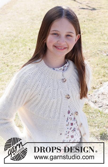 free jacket Knitting Patterns for Girls