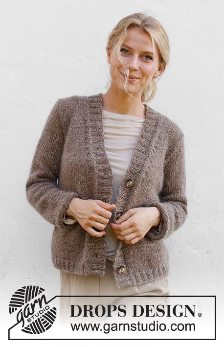 Free Knitting Patterns Ladies Cardigans Jackets